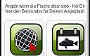 Thumbnail : Beißindex (Beißzeiten) Angler-App für Android Smartphones gratis