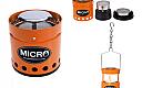 Thumbnail : UCO Kerzenlaterne Micro für Teelichter orange für 22,23€ inkl. Versand